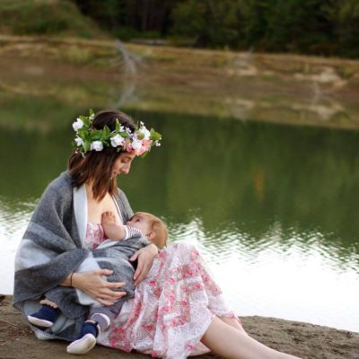 How To Make Breastfeeding Comfortable For Mother And Baby